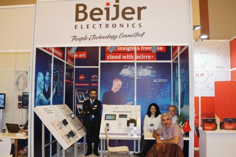 Beijer Electronics Endüstri 4.0 Zirvesinde Yerini Aldı..
