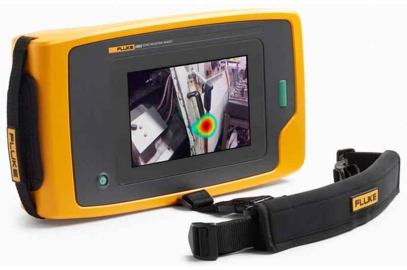 Fluke ii900 Sonik Endüstriyel Görüntüleme Cihazı ile Tanışın