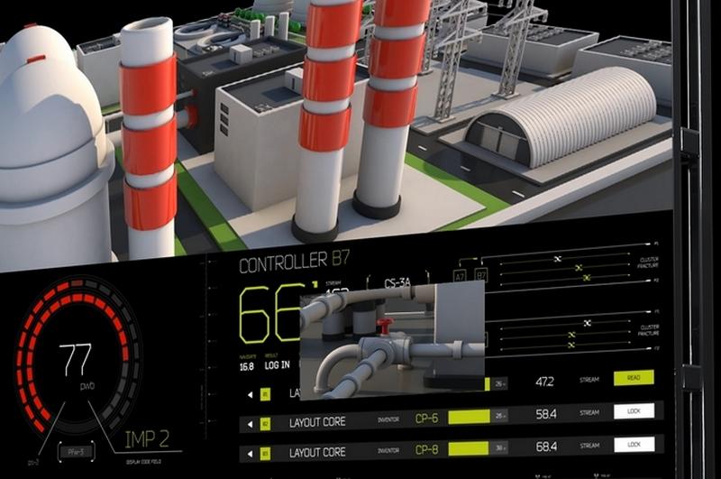 Komuta Ve Kontrol Odalarına Özel Yazılım Ve LED Ekran Teknolojileri
