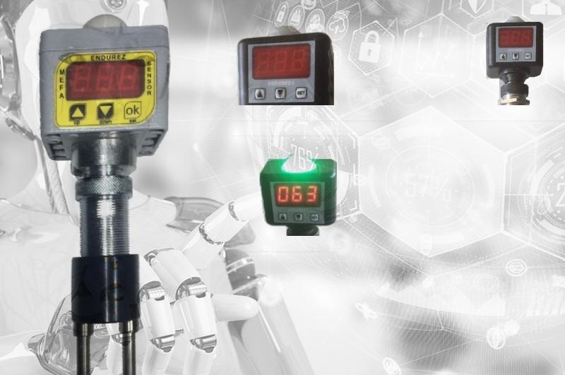 Elektronik Analog Seviye Sensörü