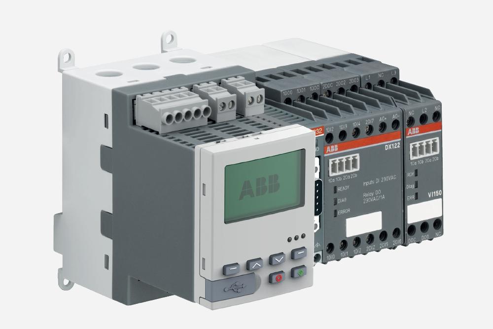 ABB UMC 100.3 Evrensel Motor Kontrol Cihazı