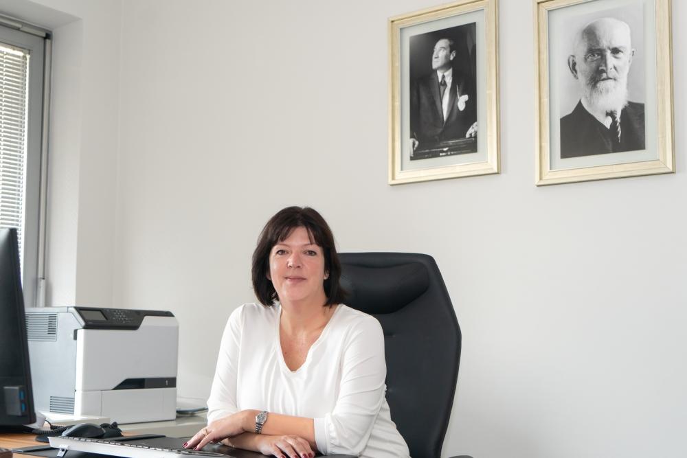 Bosch Güç Aktarma Çözümleri Fabrikası'nın yeni Ticari Genel Müdürü Karin Gilges oldu