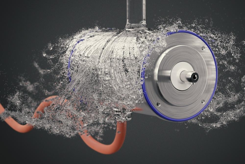 İlk NSF sertifikalı HMI (insan makine arayüz) terminali ve yeni hijyenik servo motorlar kirlenme riskini azaltıyor.