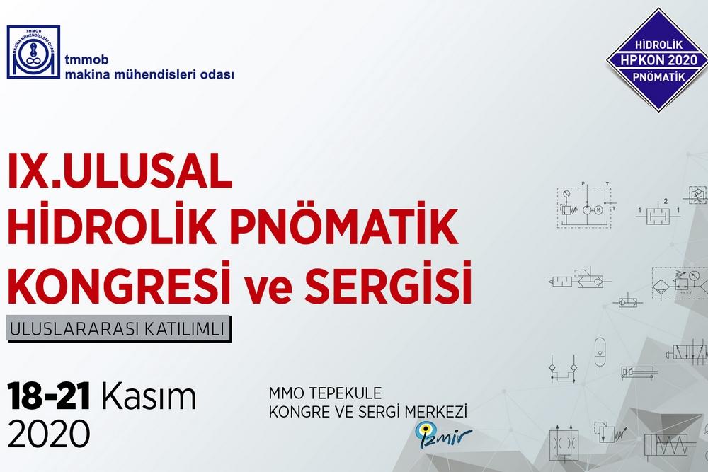 HPKON 2020, 18-21 Kasım'da İzmir'de Düzenlenecek