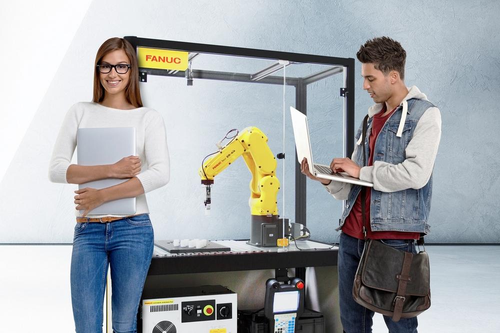FANUC, online eğitimlerle robotik üretim sektörünün geleceğine yön veriyor